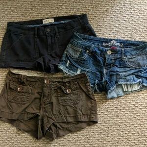 Lot of Size 5 Shorts